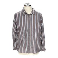 Grey Mossimo Supply Co Button Up Long Sleeve Shirt In