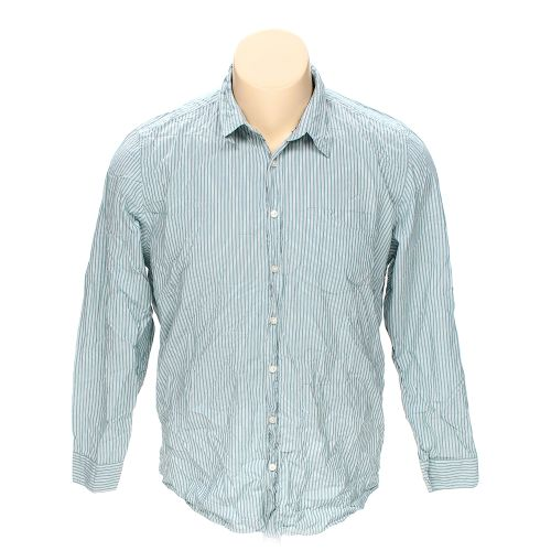 Old Navy Button Up Long Sleeve Shirt In Size 2xl At Up To