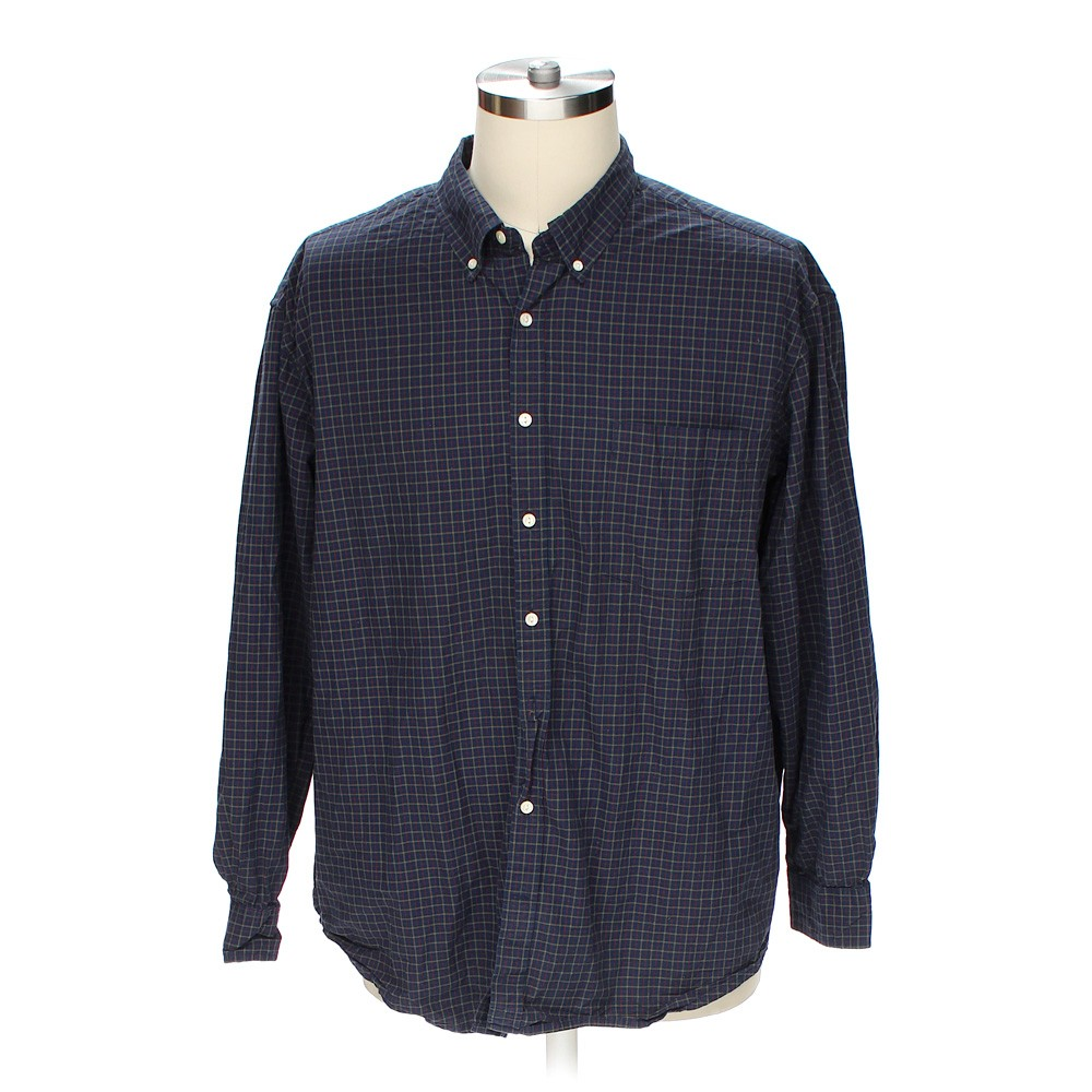 Black The Foundry Supply Co Button Up Long Sleeve Shirt