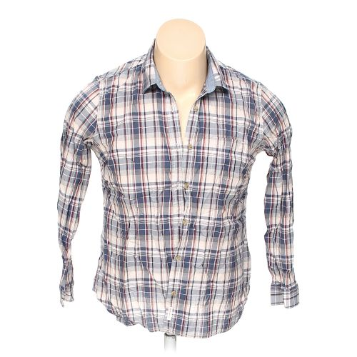 Vintage button up long sleeve shirt in size xl at up to 95 for 17 33 shirt size