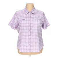 Fashion bug button up shirt in size 18 at up to 95 off for I like insects shirt