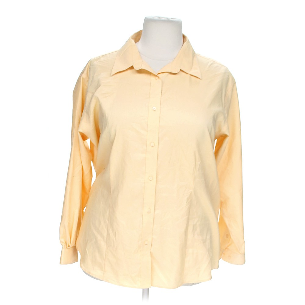 Yellow red house button up shirt in size 3x at up to 95 for 3x shirts on sale