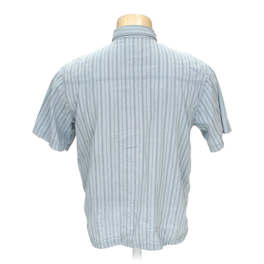 Light blue royal robbins button up short sleeve shirt in for Royals button up shirt