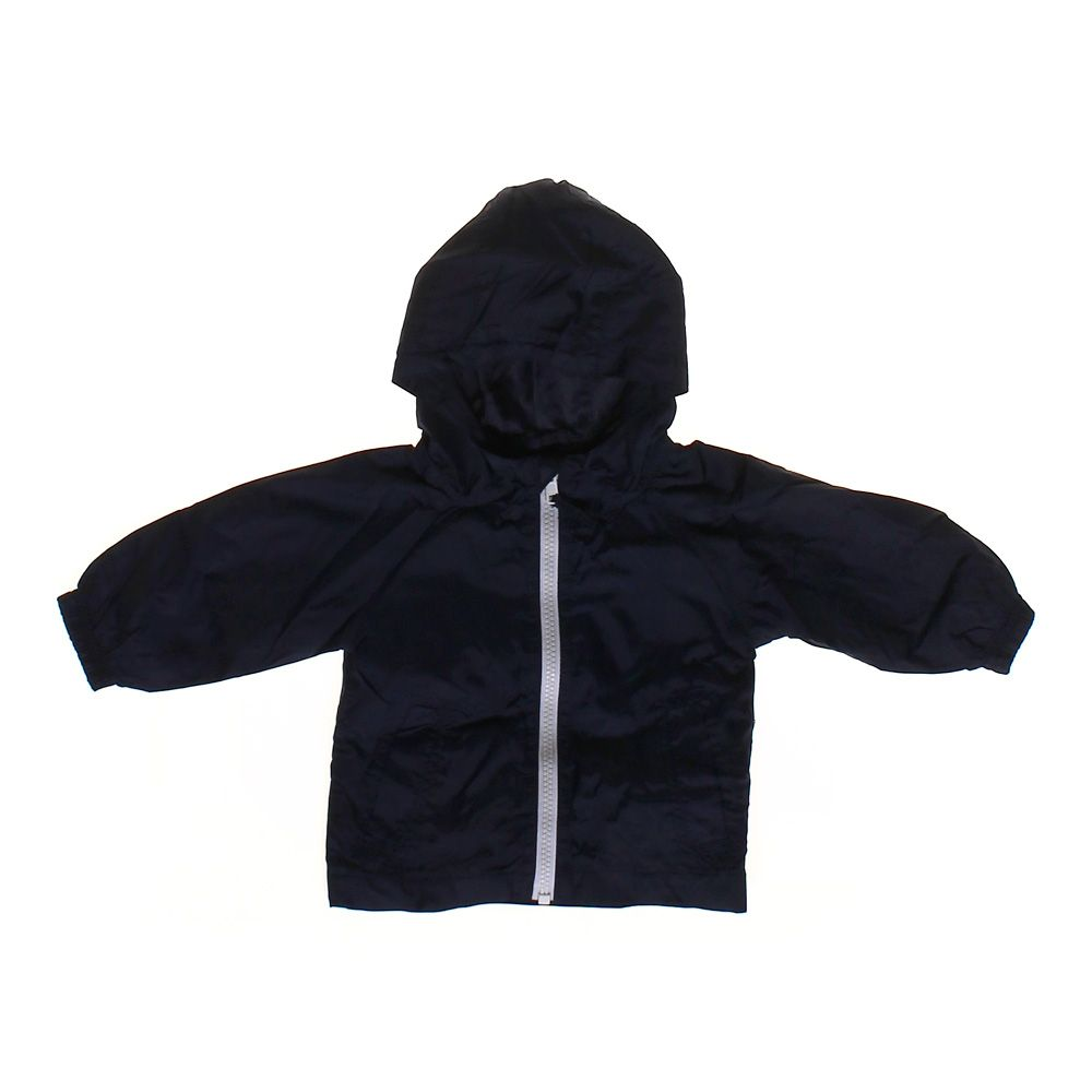 quality and quantity assured purchase cheap clearance sale Details about The Children's Place Baby Boys Lightweight Jacket, size 3 mo,  blue/navy, white