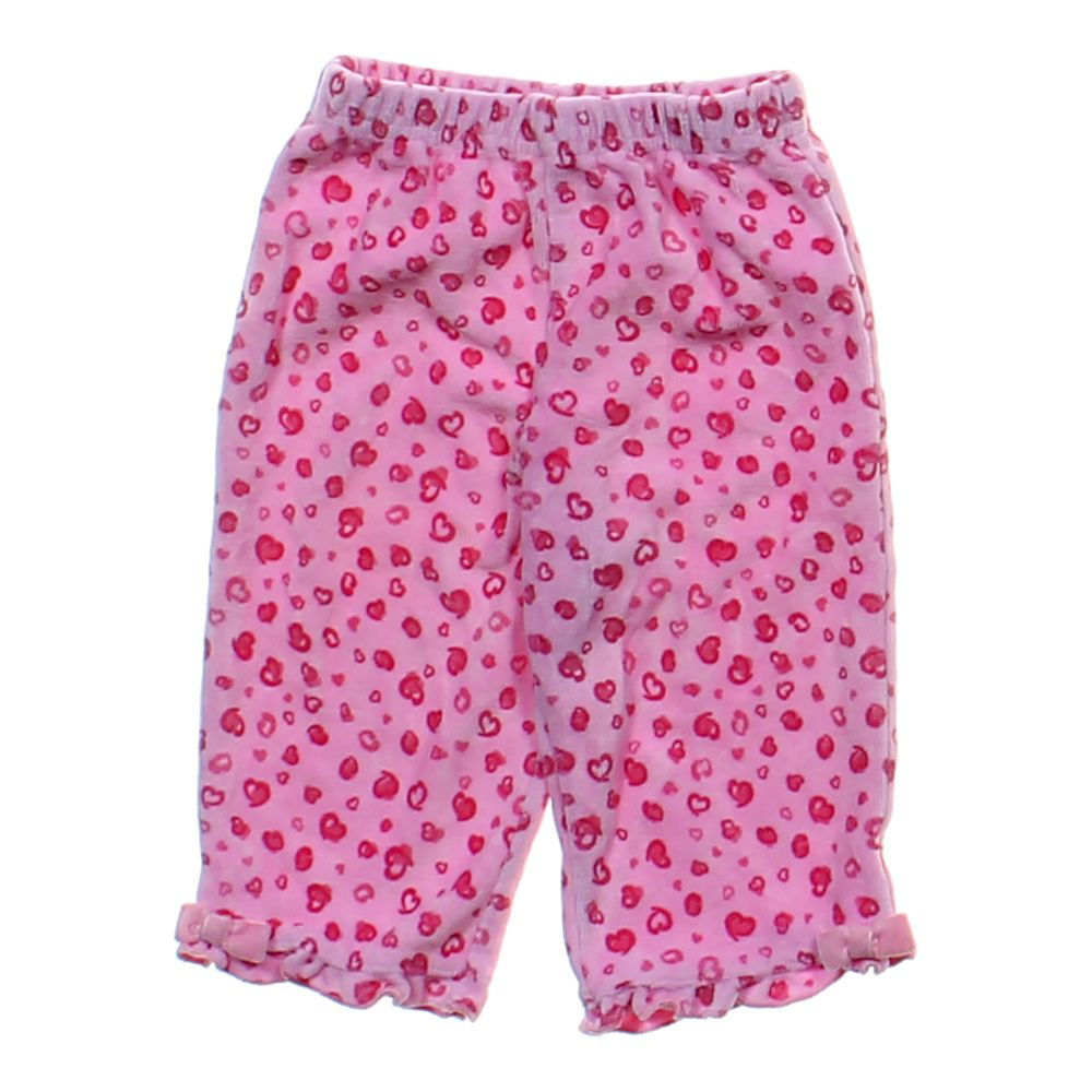e96d98844 Garanimals Baby Girls Stylish Pants, size 6 mo, pink, purple, cotton ...