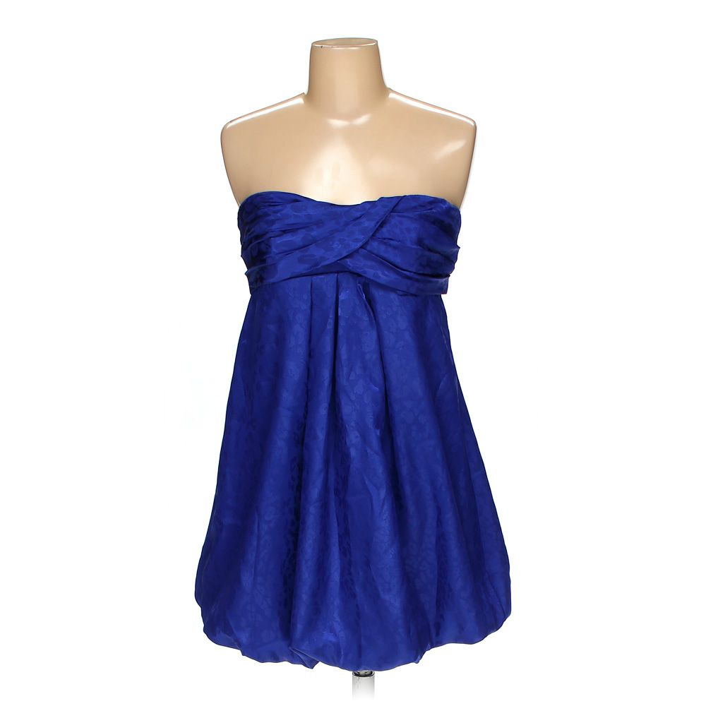 7480cfb7d938 Forever 21 Women's Dress, size M, blue/navy, party/special occasion ...
