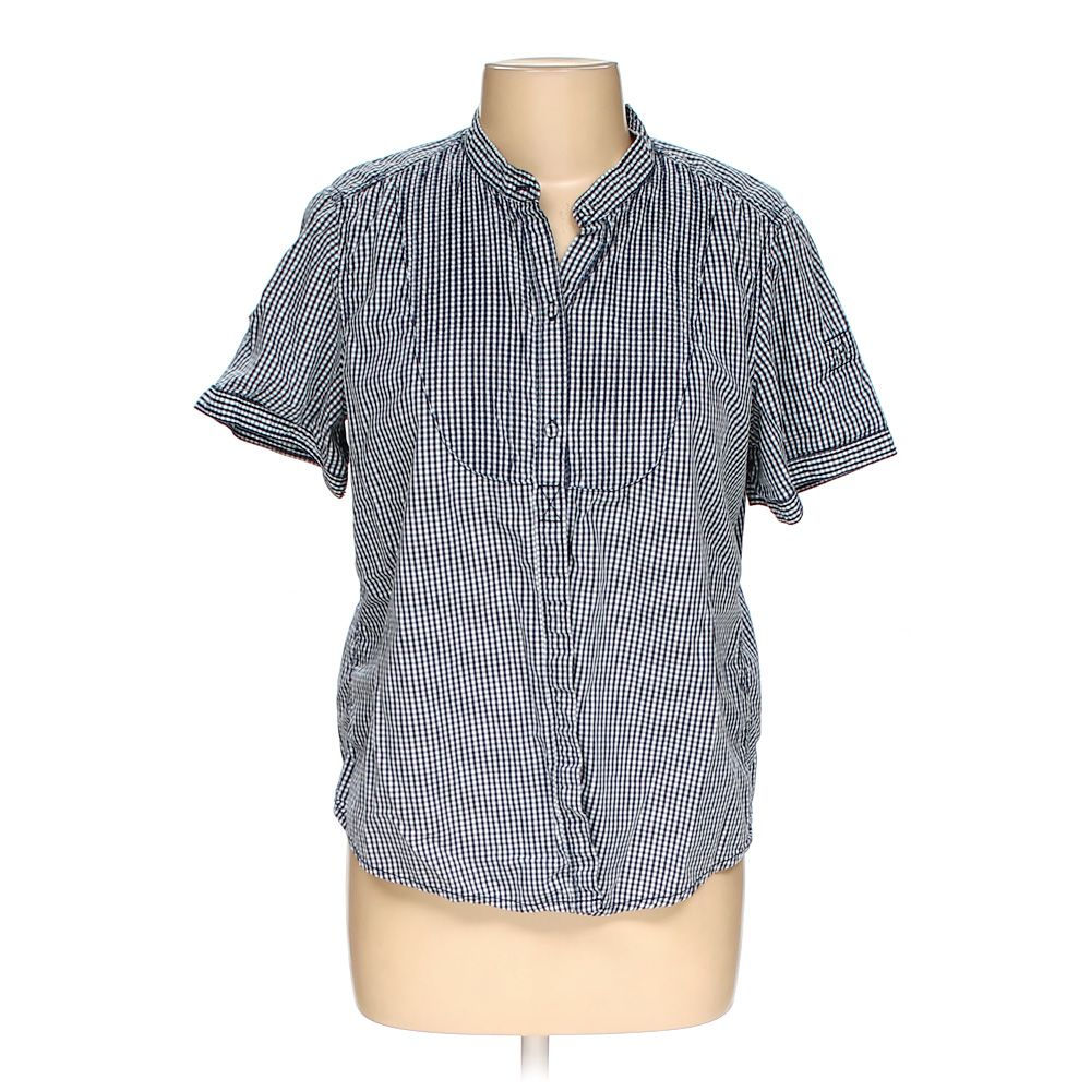80d597ee3cf Liz Claiborne Women s Button-up Shirt