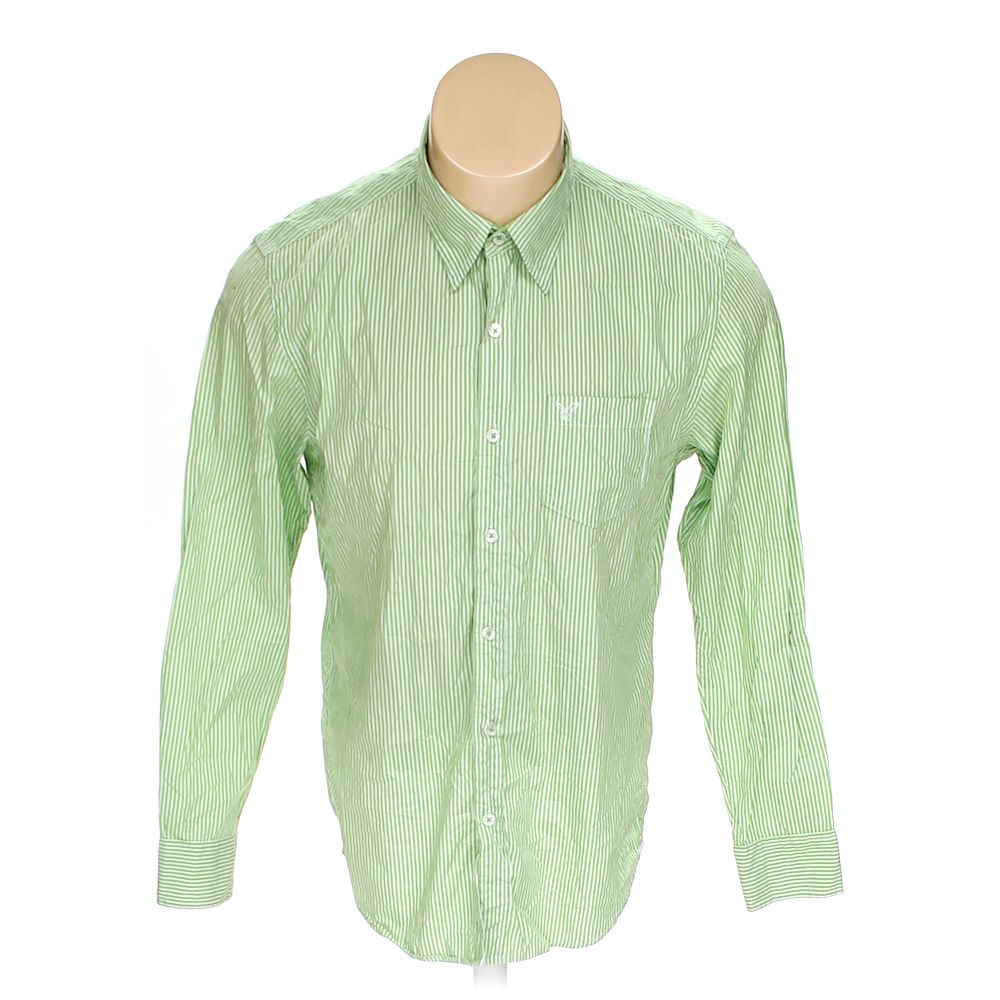 87e23f9ae7d Image is loading American-Eagle-Outfitters-Men-039-s-Button-up-