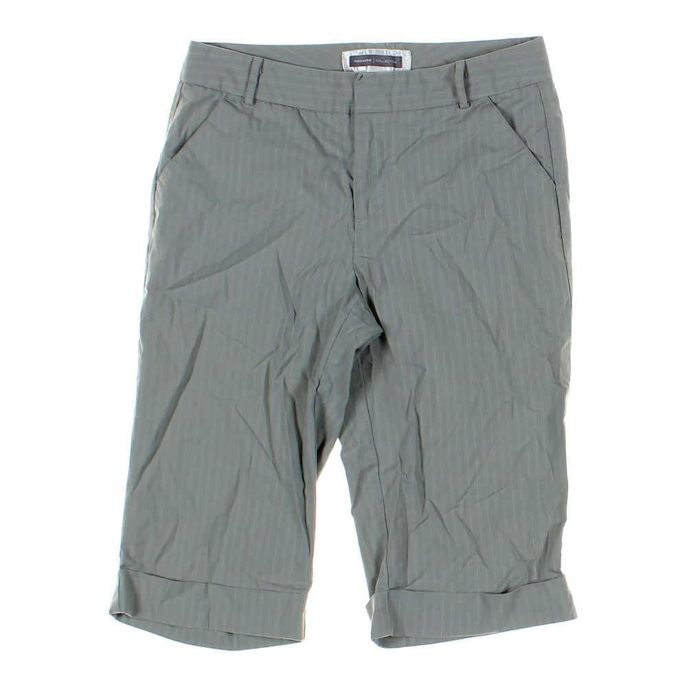 Dockers Size 8 Shorts Suitable For Men And Women Of All Ages In All Seasons Shorts