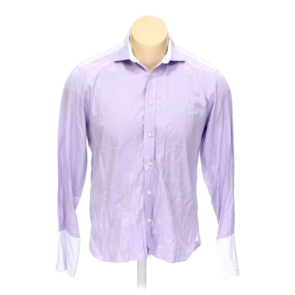 cac2cb06a Ted Baker Men s Button-up Long Sleeve Shirt