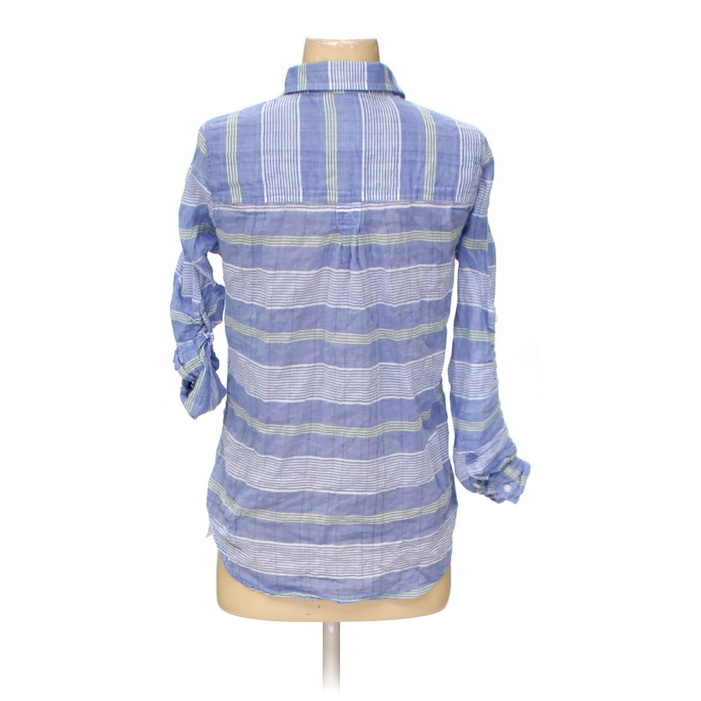 21a1ea4ef04 American Eagle Outfitters Women s Button-up Shirt