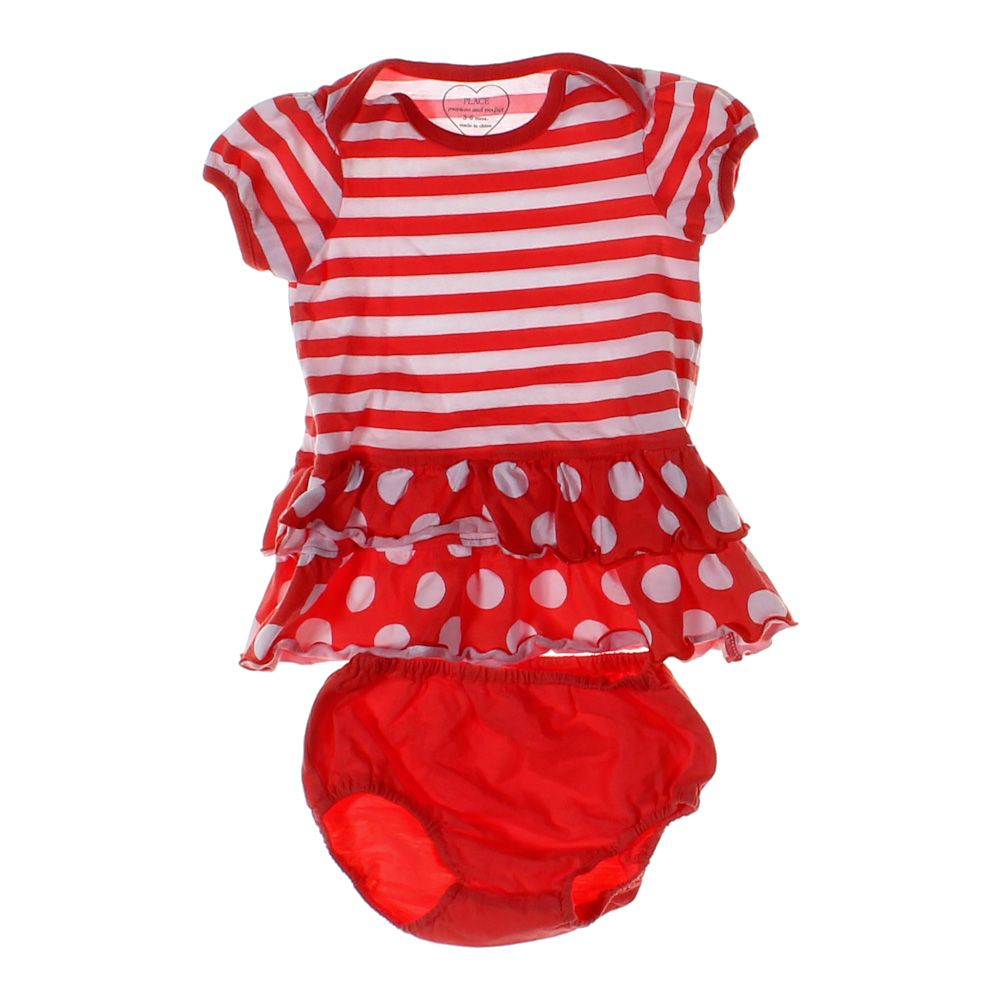 ba32484f9 The Children s Place Baby Girls Dress