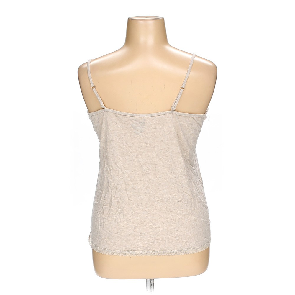 Beige Faded Glory Camisole In Size Xl At Up To 95 Off