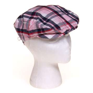Casual Plaid Cap for Sale on Swap.com