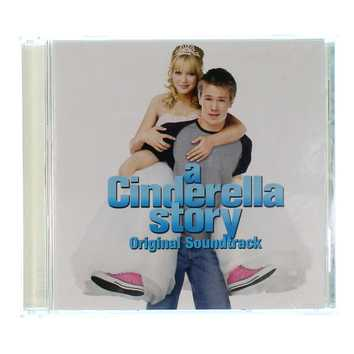 CD: A Cinderella Story for Sale on Swap.com
