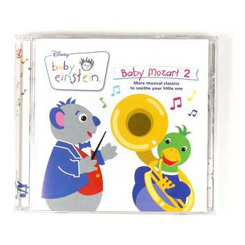 CD: Baby Einstein: Baby Mozart 2 for Sale on Swap.com