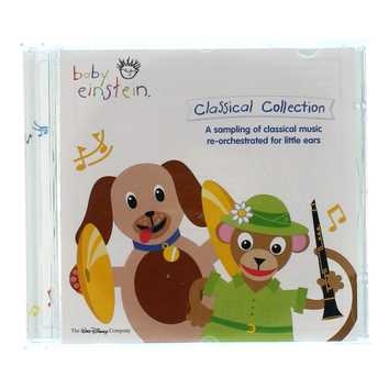 CD: Baby Einstein Classical Collection for Sale on Swap.com