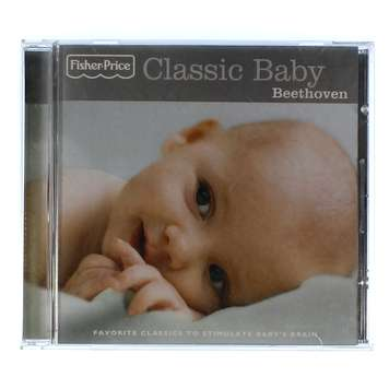 CD: Classic Baby Beethoven for Sale on Swap.com