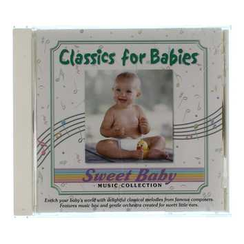 CD: Classics for Babies for Sale on Swap.com