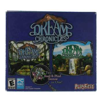 CD: Dream Chronicles for Sale on Swap.com