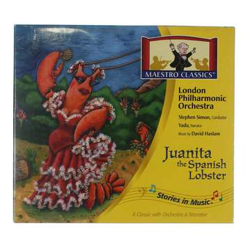 CD: Juanita the Spanish Lobster for Sale on Swap.com