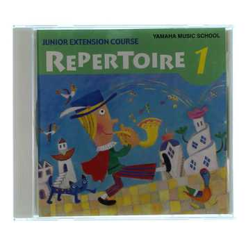 CD: Junior Extension Course Repertoire 1 for Sale on Swap.com
