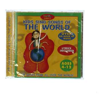 CD: Kids sing songs of the World for Sale on Swap.com