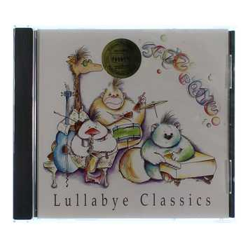 CD: Lullabye Classics for Sale on Swap.com