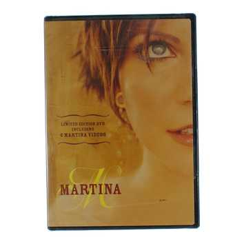 CD: Martina for Sale on Swap.com