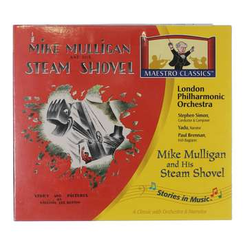 CD: Mike Mulligan And His Steam Shovel Soundtrack for Sale on Swap.com