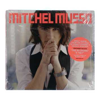 CD: Mitchel Musso for Sale on Swap.com