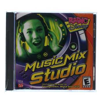 CD: Radio Disney - Music Mix Studio for Sale on Swap.com
