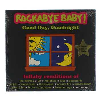 CD: Rockabye Baby - Good Day, Goodnight for Sale on Swap.com