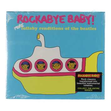 CD: Rockabye Baby! More lullaby renditions of the Beatles for Sale on Swap.com