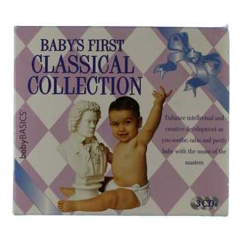 CD Set: Baby's First Classical Collection for Sale on Swap.com