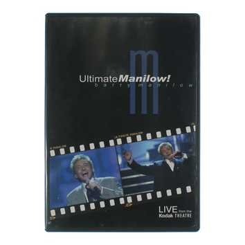 CD Set: Barry Manilow: Ultimate Manilow for Sale on Swap.com