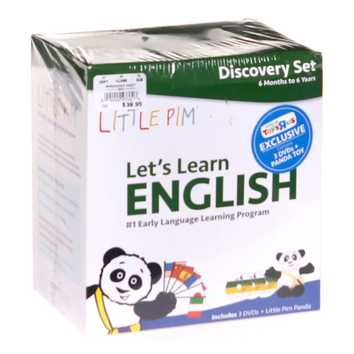CD Set: Let's Learn English for Sale on Swap.com