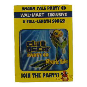 CD: Shark Tale Party CD for Sale on Swap.com