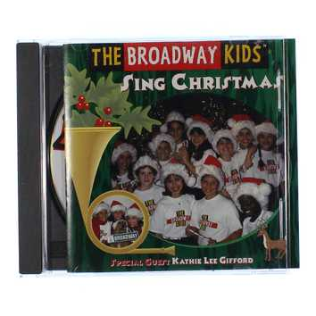CD: The Broadway Kids Sing Christmas for Sale on Swap.com