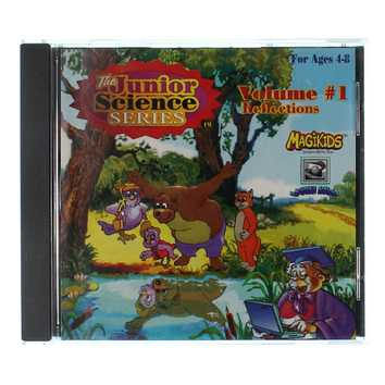CD: The Junior Scene Series for Sale on Swap.com