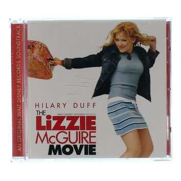 CD: The Lizzie McGuire Movie Soundtrack for Sale on Swap.com