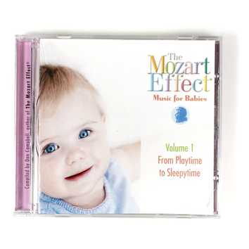 CD: The Mozart Effect: Music for Babies Volume 1 for Sale on Swap.com