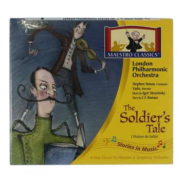 CD: The Soldier's Tale for Sale on Swap.com