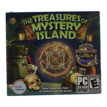 CD: The Treasures of Mystery Island for Sale on Swap.com