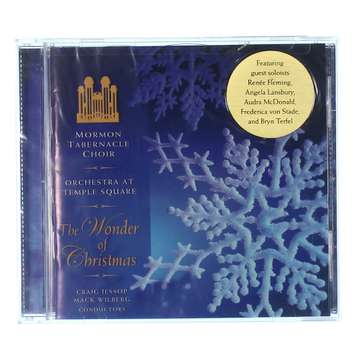 CD: The Wonder of Christmas for Sale on Swap.com