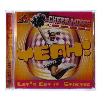 CD: Yeah! Cheer Mixes Music for Sale on Swap.com