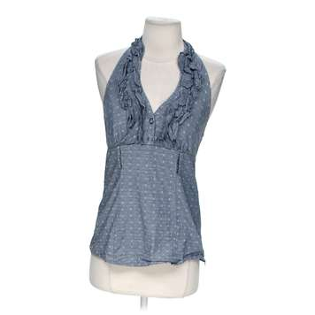 Chambray Halter Top for Sale on Swap.com