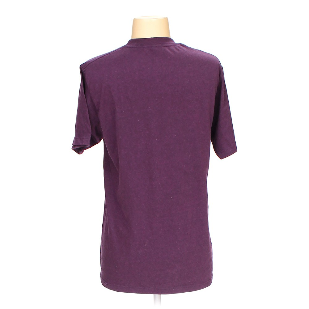 Purple optima chic shirt in size s at up to 95 off for Optima cotton wear t shirts