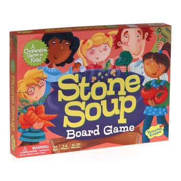 Children's Storybook Games - Stone Soup(tm) Cooperative Puzzle for Sale on Swap.com