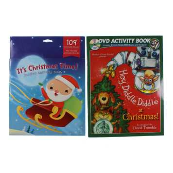 Christmas Activity Book Set for Sale on Swap.com